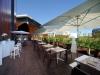 H2C Milanofiori ristorante all'aperto