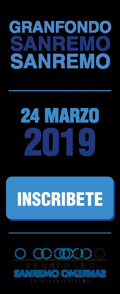 Granfondo Sanremo-Sanremo 2019