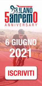 Granfondo Milano-Sanremo 2021